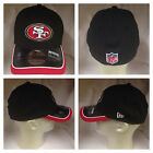 San Francisco 49ers 2014 New Era 39Thirty Black Color Player Onfield Cap Hat