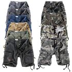 SURPLUS™ Raw Vintage AIRBORNE CARGO SHORTS Brandnew&Limited Bermuda Rider Short