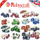 Swarovski Crystal Round Oval Pear Heart Baguette Octogon Flower Stones Non Beads