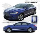 Ford FUSION 2013-2014-2015 Graphics Kit EE//2266 & 2267 // Decals Trim Emblems
