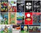 Gaming Poster (offiziell) 61x91.5cm - Cod, Minecraft, Mario, Zelda, Ab+ (maxi)