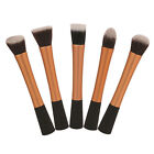 High Quality Cosmetic Stipple Fiber Powder Blush Brush Foundation Makeup Tool