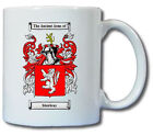 MOWBRAY COAT OF ARMS COFFEE MUG
