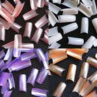 500 Pearly Pearl Color French Acrylic Artificial Half False Nail Art Tips