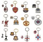 OFFICIAL FOOTBALL CLUB - BADGE & KERING SET - All Teams (Gift, Xmas, Birthday)