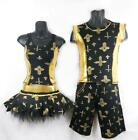 MIXED PAIRS BOYS GIRL DANCE COSTUME DOUBLE HIP HOP URBAN STREET FREESTYLE OUTFIT