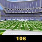 2 TIX Chicago Bears vs DET Lions 12/21 Soldier Field Sect-428