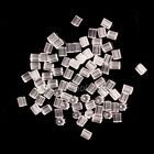 Wholesale 500Pcs Rubber Earring Back Stoppers Ear Post Nuts For Jewelry making