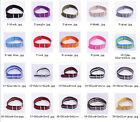 18MM Nylon Watch band watch strap colorful fashion watch band 20color available