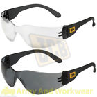 JCB SAFETY SPECS ANTI-FOG SCRATCH SUNGLASSES LENS GLASSES WORK WEAR CYCLING MENS