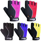 Cycling Gloves Fingerless Cyling / Cycle Mitts Gloves Towel Back MULTI COLORS