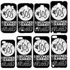 5 Second of Summer 5sos Graffiti Art Case Cover For Apple iPhone Samsung Galaxy