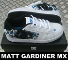 KIDS DC SHOES YOUTH NET SE trainers new white turquoise black UK 3 4 5 6
