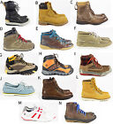MENS TIMBERLAND CASUAL LEATHER LACE TREKER WINTER ANKLE BOOTS SHOES SIZE UK 7.5