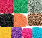 1350pcs Nice  Round Lot Colorful Glass Seed  Loose Beads Jewelry Making 3mm