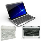Slim Aluminium Bluetooth Keyboard Case for Samsung Galaxy Tab 2 10.1 P5100 P5110
