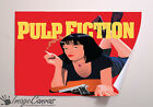 PULP FICTION MOVIE UMA GIANT WALL ART POSTER A0 A1 A2 A3