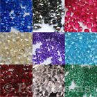 1000 x 6.5MM WEDDING TABLE CONFETTI DIAMONDS SCATTER CRYSTALS DECORATIONS