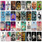 Fashion Cool Punk Design Phone Hard Back Skin Case Cover for Samsung S3 S4 S5