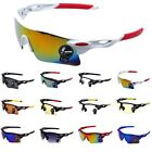 New Mens Womens Outdoor Sports Cycling Bicycle Goggles Eyewear UV400 Sunglasses