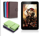 "7"" Android Dual Core Tablet PC Dual Camera 8GB bundle Case Cover Keyboard"