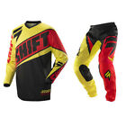 Shift 2014 Assault Race Motocross Enduro MX Kit - Black/ Grey - 32/ M
