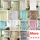 New Modern Bathroom Shower Curtain 72? Waterproof Fabric Shower Curtain +12 Hook