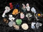 COLLECTABLE FIGURINE Curio Cabinet Cats Franklin Mint 1986 SELECTION