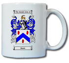 HANDS COAT OF ARMS COFFEE MUG