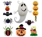 Halloween Party Haunted House Decoration Pumpkin Ghost Bat Spider Lantern Gift