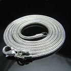 Sales promotion New stylish solid silver gift snake chain necklace