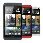 HTC PN07200 One Sprint 32 GB Android Black Silver and Red Smartphone