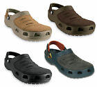New Mens Genuine Crocs Yukon Walking Comfort Sandals Clogs Shoes Size 6-12 UK