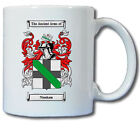 NINEHAM COAT OF ARMS COFFEE MUG