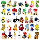 Official San-ei Nintendo Super Mario Series Plush Character Soft Toy Stuffed