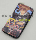 Adventure Time DEATH NOTE Black Bulter Doctor Who DragonBall z coin wallet Purse