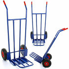 Marko Heavy Duty Sack Truck Hand Industrial Trolley Wheel Tyre Pneumatic Barrow