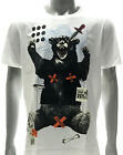 m299 Minute Mirth T-shirt Tattoo Many colors Grizzly Bear Hunter Graffiti Funny