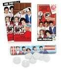 ONE DIRECTION - CANDY/MINTS/CHOCOLATE BARS/SWEETS Party Bag Fillers- 1D Official