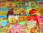 LARGE SIZE Children's Kids Toddler Daycare BOARD BOOK Lot FREE SHIPPING