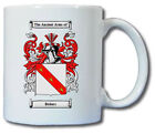 BICKERS COAT OF ARMS COFFEE MUG
