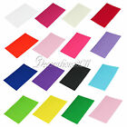 Handicraft Felt Fabric Crafting sewing Glue Scrapbooking A4 Sheet DIY 1mm thick