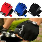 Weight Lifting Gym Fitness Workout Training Sports Exercise GEL Half Gloves