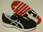 NEW Mens ASICS Rush33 T1H2N 9001 Black Red White Sneakers Shoes NO BOX