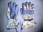 German Army Leather Cold Wet Weather Gore-Tex Gloves