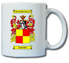 MANTERFIELD COAT OF ARMS COFFEE MUG