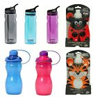 POLAR GEAR Bottles - Sports Squeeze Kids Water Lunch Colours Ice Sip - BPA