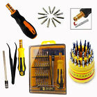31 in 1 Precision Screwdriver Set DIY Screw Repair Tool Kit For PC Mobile Phones