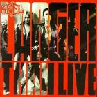 Keel - Larger Than Live (1998) - Used - Compact Disc