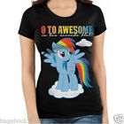My Little Pony O to Awesome in Ten Seconds Flat! Ladie's Junior T-shirt MLP3